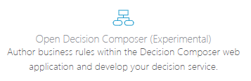 decision composer bluemix