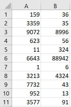 RPA UiPath Excel sample
